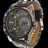 Luxusní pánské hodinky Gtup s velkým ciferníkem