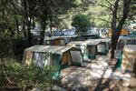 Do Chorvatska pod stan: 7 nocí včetně dopravy