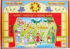 Originální desková hra s loutkovým divadlem