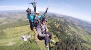 Nebeský zážitek: Tandemový paragliding