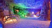 Ozdravný relax v pravé solné jeskyni