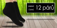12 párů pánských nebo dámských ponožek