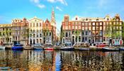 Delfinárium, Zaanse Schans, Amsterdam na 1 noc