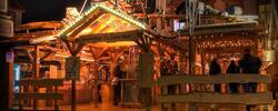 Adventní Bayreuth: návštěva trhů a termální lázně