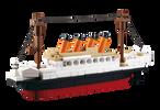 Stavebnice Sluban: model legendárního Titanicu