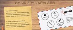 Poklad ztraceného řádu: zábava v uličkách Prahy
