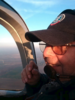 Let sportovním letadlem s možností pilotování