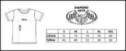 Trička a kšiltovky Diamond Race