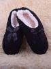 Hřejivé balerínky a papučky z ovčí vlny