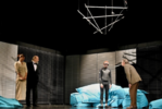 Vstupenka na představení Absolvent v Divadle F.X. Šaldy