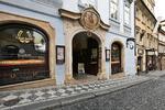 Marinovaná vepřová žebra v restauraci pod Hradem
