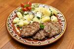 Nabité balkánské menu pro 1, 2 i 4 jedlíky