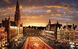 Silvestrovský výlet do Lucemburska a Belgie