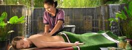 Výběr ze 3 thajských masáží v Royal Jasmine Spa
