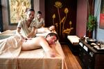 Výběr z thajských masáží vč. aroma lázně nohou