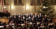 Rybova Česká mše vánoční v kostele sv. Salvátora