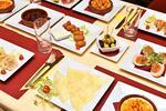 Španělské degustační tapas menu pro 2 gurmány