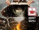 Energetické čajové speciály Samurai Shot