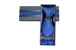 Sada pro elegána: kravata, knoflíčky, kapesníček