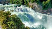 Advent ve Švýcarsku: Rýnské vodopády a Basilej