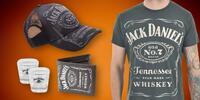 Oficiální kolekce módních doplňků Jack Daniel´s