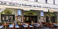 6chodové menu v La Bodeguita del Medio pro dva