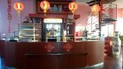 Čínské menu s kachnou v restauraci v 18. patře