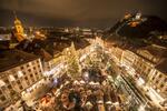 Štýrský Hradec: čokoládovna i adventní trhy