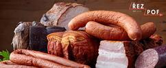 Uzeniny Řezpof s vysokým podílem masa