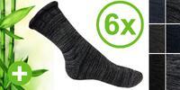 Velký výběr bambusových ponožek