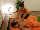 Thajské masáže v centru dle výběru