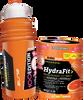 Energetický nápoj HYDRA FIT v prášku vč. lahve