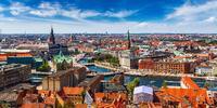 Výlet do Kodaně autobusem a trajektem