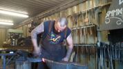 Kovářský kurz s vykováním vlastního výrobku