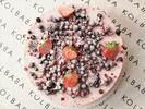 Míša nebo ovocný dort z ostravské Kolbaby