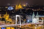Na otočku za krásami adventní Budapešti