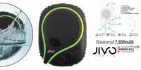 Voděodolná powerbanka JIVO s kapacitou 7 800 mAh