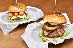 Luxusní burgery v domácí housce dle výběru