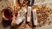 Přírodní balzámy na rty s bio včelím voskem