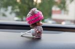 Osvěžovač do auta Mini Poppi: 6 designů v 5 vůních