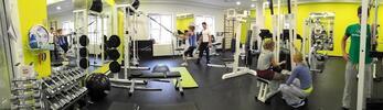 Členství ve fitness a wellness Fitko Václavák