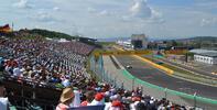 Letecky na Velkou cenu Maďarska F1 s ubytováním