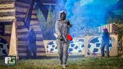 Paintball na zbrusu novém hřišti na Smíchově