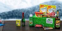 Brandnooz box: Pohodové vánoční ochutnávání