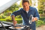 Kuchyňská chňapka od Jamie Olivera