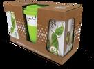 Dárkové balíčky exkluzivních čajů s termohrnečkem