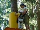 Vstupy do lanového Adventure Parku na Lipně