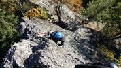 Kurz lezení Via Ferrata pro jednu osobu