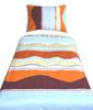 Ložní souprava ze 100% bavlny: polštář a peřina