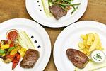 Degustační menu se 3 steaky z Jižní Ameriky